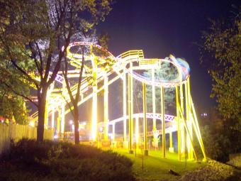 Worlds of Fun Theme Park