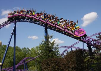 Top 10 Thrill Rides