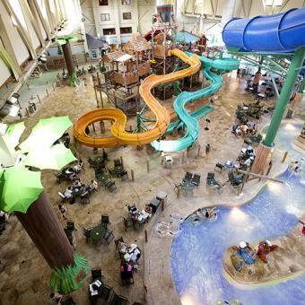 Indoor Water Parks in Virginia