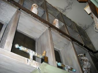 Hogsmeade: The Owlery