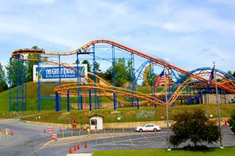 Lake George: The Great Escape Theme Park