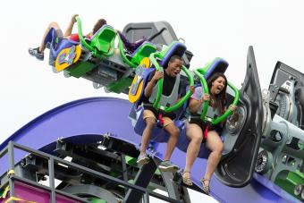 Six Flags Accidents