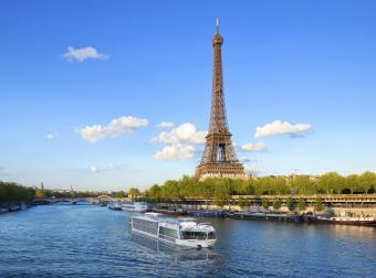 Adventures by Disney Seine river cruise