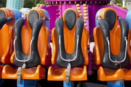Roller Coaster Safety Seats