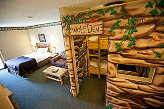 Staying At The Great Wolf Lodge Lovetoknow
