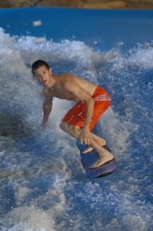 FlowRider at Kalahari Resorts Wisconsin Dells
