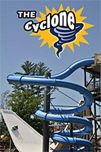 The Cyclone at Chula Vista Resort - Courtesy of Chula Vista Resort