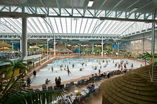 Kalahari wave pool; image used with permission