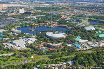 Aerial view of SeaWorld; © Nataliya Hora | Dreamstime.com