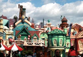 Mickey's Toontown; © Outline205 | Dreamstime.com
