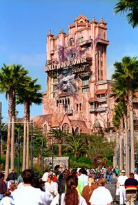 The Twilight Zone Tower of Terror™ at Disney's Hollywood Studios