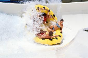 Soak City Cedar Point Zoom Flume