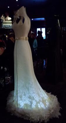 Madam Malkin's white dress