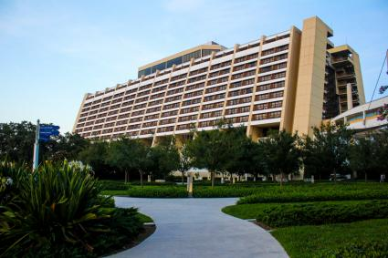 Contemporary Resort at Disney World