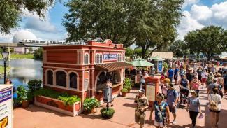 The Epcot International Food & Wine Festival at Walt Disney World Resort