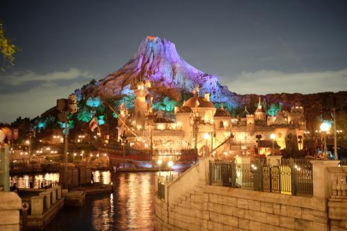 Tokyo Disney Sea Mediterranean Harbour