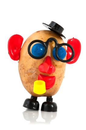 History of Mr. Potato Head