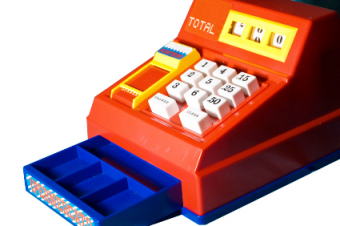 Toy Cash Registers