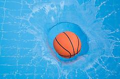 Basketball Pool Toys