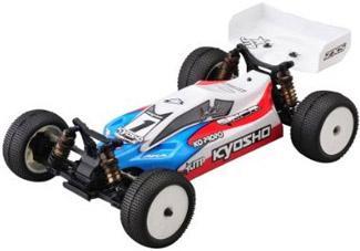 Kyosho Laser ZX5 RC car