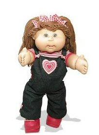 About Cabbage Patch Kids Dolls