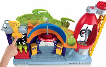 Fisher-Price Imaginext Toy Story Pizza Planet
