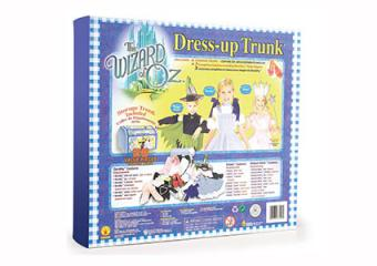 The Wizard of Oz Dress-Up Trunk