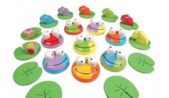 Froggie Boogie game