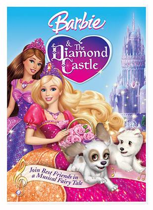 Barbie and The Diamond Castle DVD