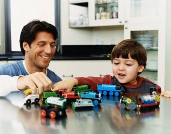 Toy Train Options