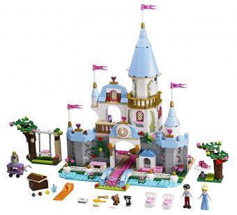 cinderella romantic castle
