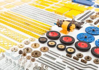 About Erector Sets and Kits