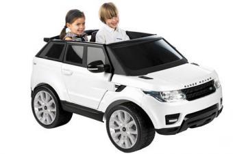 12 Volt Ride-On Range Rover
