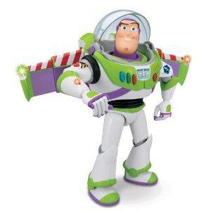 Finding Buzz Lightyear Toys