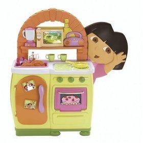 Dora the Explorer Toy Kitchen