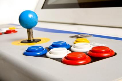 1980s Joystick