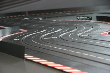 Toy Racetrack
