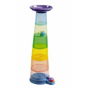 Kidoozie Stack 'n Roll Tumbling Tower