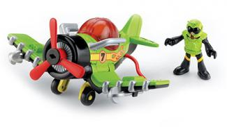 Fisher-Price Imaginext Sky Racers Sea Stinger