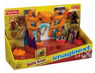 Fisher-Price Imaginext Battle Arena