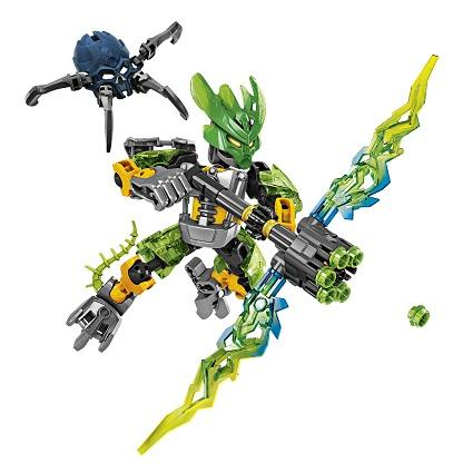 Bionicle in action