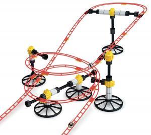 Quercetti Skyrail Mini Rail Rollercoaster