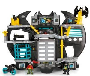 Imaginext Super Friends Bat Cave
