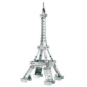 Erector Small Eiffel Tower Construction Set