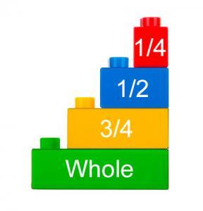 Stacked Legos