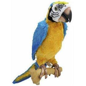 FurReal Friends Squawkers Parrot Toy