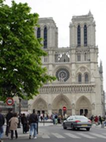 France Travel: Notre Dame Cathedral