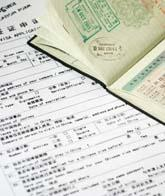 Documents Needed to Travel to China