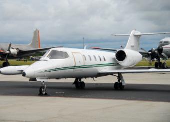 Small Charter Plane