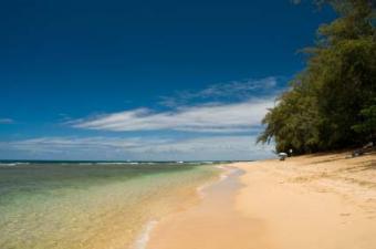 Kauai Sand Beach